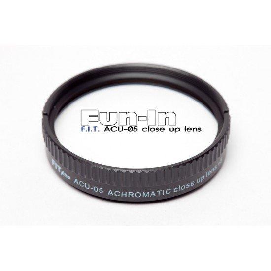 F.I.T. ACU-05 52mm 無色散+5微距鏡 (已停產)