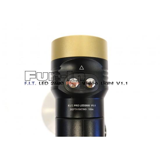 F.I.T. LED 2600 Flare 攝影燈 V1.1