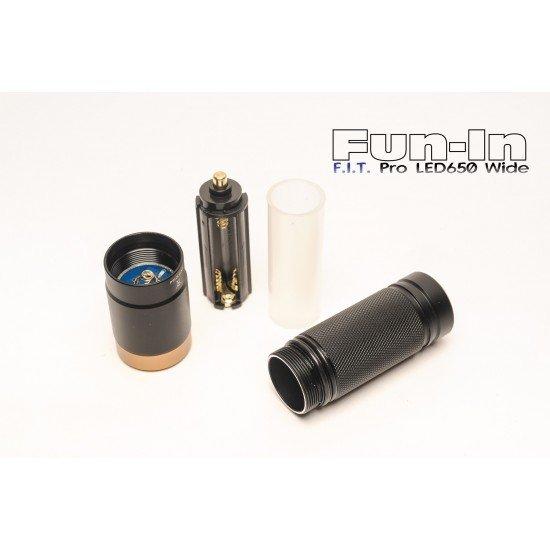 F.I.T. LED 650W 潛水備用燈 (散光)
