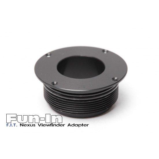 F.I.T.  觀景窗轉接環 for Nexus 防水盒