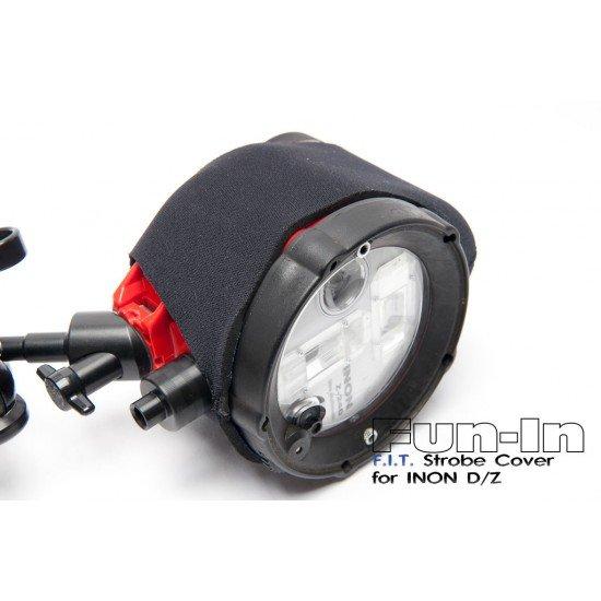 F.I.T. 閃燈保護套 for INON D/Z (D-2000/Z-240/Z-330/D-200)
