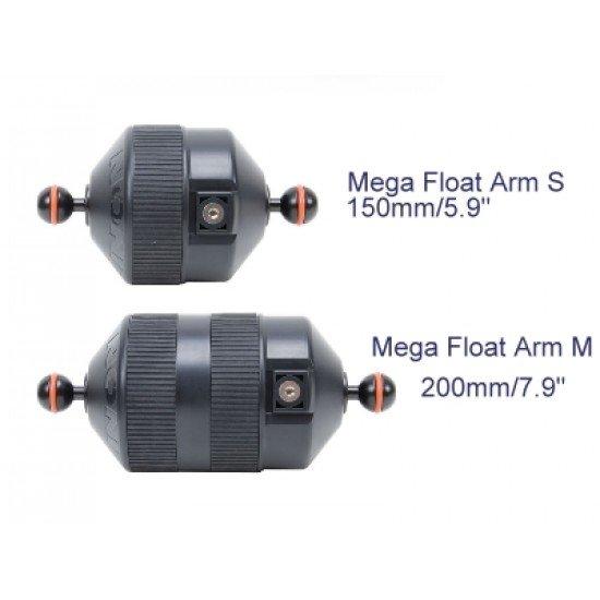 INON 超浮力燈臂S 15cm (-390g)