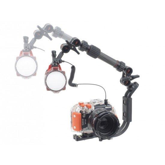INON 碳纖維伸縮燈臂 SS (超短)