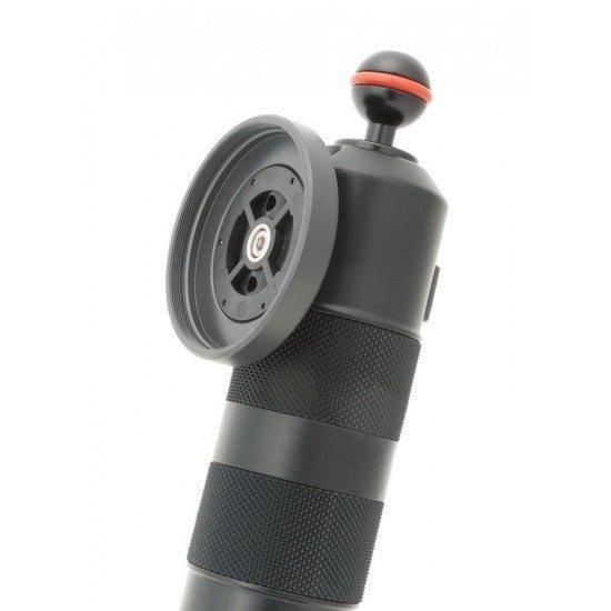 INON 浮力燈臂M67鏡頭座