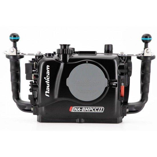 Nauticam NA-BMPCCII 防水盒 for Blackmagic Pocket Cinema Camera 4K