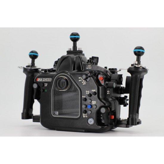 NA-GH5SV 防水盒 for Panasonic Lumix GH5/GH5S (支援HDMI 2.0, NA-Ninja V)