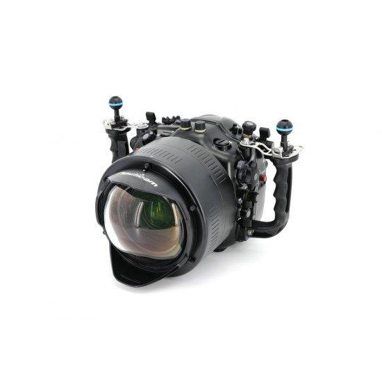 Nauticam 0.36x 水下微距廣角轉換鏡頭罩 (WACP, 讓廣角鏡可更靠近物體拍攝) (包含浮力環與N120轉N100轉接環)