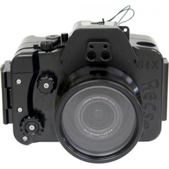 Recsea WHC-G1XMkIII for Canon G1X Mark III 防水盒