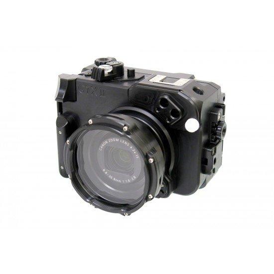 Recsea WHC-G7XMkII 防水盒 for Canon G7 X Mark II