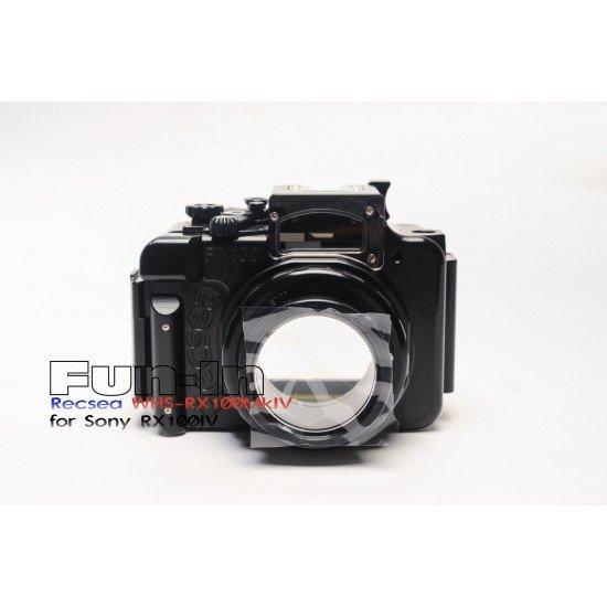 Recsea WHS-RX100MkIV for Sony RX100IV/RX100V 防水盒