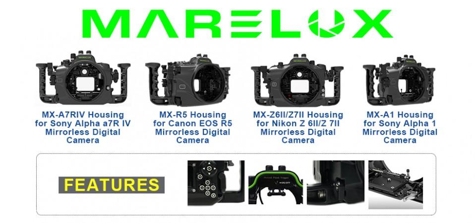 Marelux 防水盒系列