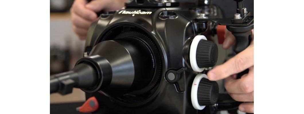 Nauticam對焦環組合 for Laowa 24mm鏡頭安裝影片